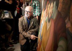 Fernando Botero  Pintor y Escultor  Vive en Mónaco