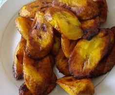 Recette Banane Plantain
