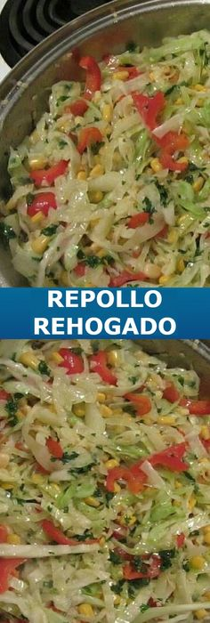 Repolho refogado especial - Comida y bebida - Vegetable Base Recipe, Vegetable Dishes, Vegetable Recipes, Mexican Food Recipes, Vegetarian Recipes, Cooking Recipes, Healthy Recipes, Ethnic Recipes, Good Food