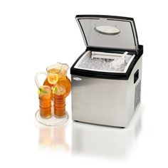 Shop for Elite Mr. Freeze MIM-5802 Portable Ice Maker. Get free delivery at Overstock.com - Your Online Home Improvement Shop! Get 5% in rewards with Club O!