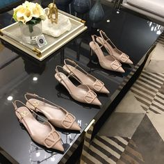 Valentino Shoes, Heels, Fashion, Valentino Heels, Heel, Moda, Fashion Styles, High Heel, Fashion Illustrations