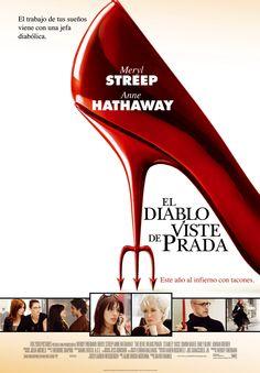 2006 - El Diablo viste de Prada - The Devil Wears Prada - tt0458352
