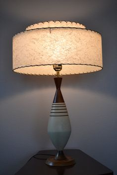 Hey, I found this really awesome Etsy listing at https://www.etsy.com/listing/218120731/antique-mid-century-modern-lamp