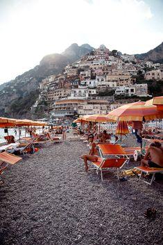 I'm beginning to see the light. Places To Travel, Places To See, Places Around The World, Around The Worlds, Costa, Positano Italy, Positano Beach, Portofino Italy, Amalfi Coast