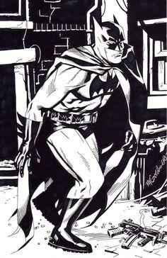 Batman by Michael Golden