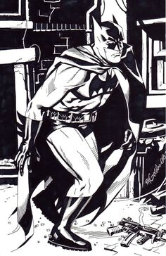 Batman by Michael Golden
