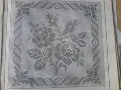 Crochet Cushion Cover, Crochet Cushions, Crochet Pillow, Crochet Art, Thread Crochet, Crochet Motif, Vintage Crochet, Crochet Designs, Crochet Bedspread Pattern