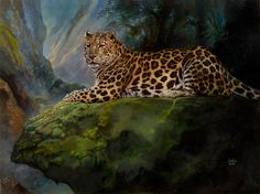 Fantasy art prints from Boris Vallejo and Julie Bell Julie Bell, Boris Vallejo, Big Cats Art, Cat Art, Bell Art, Fantasy Model, Fantastic Art, Wildlife Art, Nature Animals