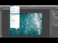 ▶ Photoshop CS6: Resizing images versus Resampling images | lynda.com tutorial - YouTube