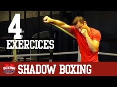 SHADOW BOXING - 4 EXERCICES - YouTube