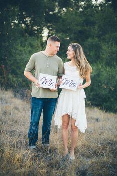 Mr. & Mrs. to-be: http://www.stylemepretty.com/little-black-book-blog/2015/05/05/romantic-outdoor-escondido-engagement-session/ | Photography: Aga Jones - http://blog.agajonesphotography.com/
