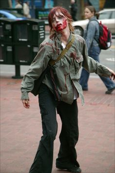 How to Survive When Zombies Attack:  A Guide for Dummies