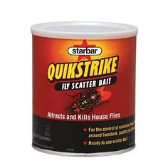 FARNAM Home and Garden 3006192 Quikstrike Fly Scatter Bait 5Pound * Read more reviews of the product by visiting the link on the image. (This is an affiliate link) #PestRepellents
