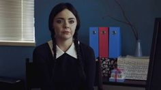Adult Wednesday Addams: Job Interview [S1, Ep 2]