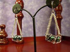 Christmas in July Sale  OOAK Sterling Silver by SilverTabbyStudios, $95.00