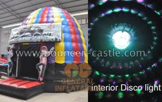 Inflatable Disco dance dome can customization your style. #discodome #dancedome #inflatabledome