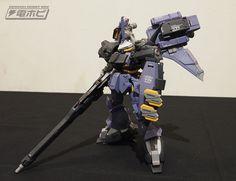 GUNDAM GUY: Ryuji Sorayama's Gunpla Exhibition [Mobile Suit Gundam A.O.Z & Others] - Image Gallery