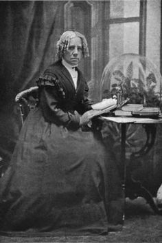 (1847) Maria Mitchell identified a new comet speeding across the sky. Her discovery brought her wide acclaim – including a gold medal from the king of Denmark. This remarkable woman was the first female astronomer in America. First she worked for the U.S. Nautical Almanac office, and then, in 1865, became professor of astronomy and director of women, she dedicated her life to teaching. She was the first woman elected to the American Academy of Arts and Sciences.