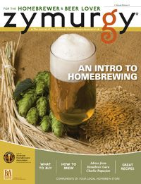 Zymurgy - An intro to homebrewing