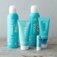 Coola Spray Sunscreen, Mimosa