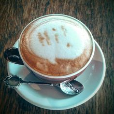 When a coffee has something to say. ...