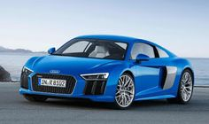 UNIVERSO PARALLELO: Audi R8 Fari Full Led e Spot Laser   Prova in Pist...