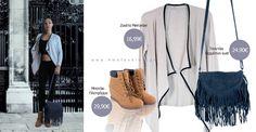 Ζακέτα για όλες τις ώρες + Δερμάτινη τσάντα Winter 2014 2015, Polyvore, Image, Fashion, Moda, La Mode, Fasion, Fashion Models, Trendy Fashion
