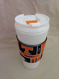 """University of Tennessee """"Volunteers"""" Insulated Mug/Cup by SportzNutty on Etsy"""