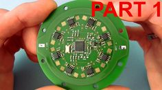 Make your own professional printed circuit board (PCB) - part 1