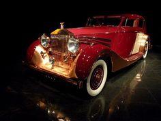 1937 Rolls Royce - Phantom III