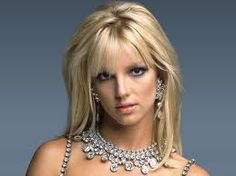 The legendary Miss Britney Spears with just barely enough bangs to qualify for my Bangs board