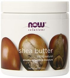Condition:  Dry cracked or chapped skin in need of intense repair especially on tougher areas such as the elbows knees and feet.  Solution:  100% Natural Shea Butter has a rich luxurious texture t...