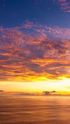 Sunset  #iPhone #5s #Wallpaper