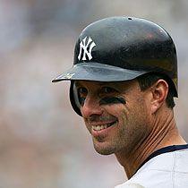 Tino Martinez. He'll always be my favorite Yankee!!