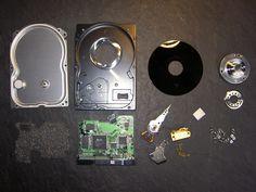 HDD vs SSD (Discos Duros vs. Discos de Estado Sólido)