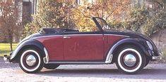 230. 1949 Volkswagen Hebmller Cabriolet