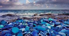 Kıyıya Vuran Çöplerden Yapılmış Yerleştirmeler   http://www.nouvart.net/kiyiya-vuran-coplerden-yapilmis-yerlestirmeler/