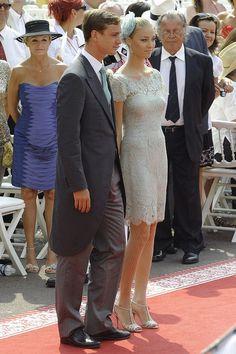 Beatrice Borromeo and Pierre Casiraghi Photos: The Grimaldi Wedding Guests