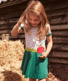 View details of Little Bird by Jools Apple Dress Little Bird By Jools, Apple Dress, Cool Kids Clothes, Summer Kids, Summer Wardrobe, New Baby Products, Girl Outfits, Girls Dresses, How To Wear