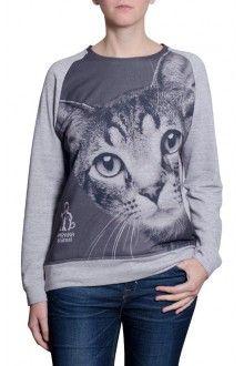 Comprar Moletom Raglan Gato Ampara www.usenatureza.com #UseNatureza #JeffersonKulig #moda #fashion #blusa #moletom #natureza