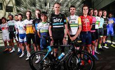 Froome estreia na Austrália e é claro fala sobre motores em bikes