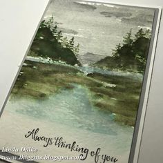 Linda Dalke: Why you need to add the Waterfront Stamp set to your next order....