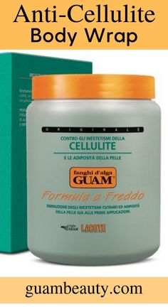 Sculpting & Firming Anti-Cellulite Body Wrap for Legs. Formulated for swollen, heavy legs this menthol-infused formula penetrates deeply to depuff and visibly get rid of cellulite on thighs, legs, decreasing swelling. Cellulite Wrap, Causes Of Cellulite, Cellulite Exercises, Reduce Cellulite, Anti Cellulite, Cellulite Remedies, Thigh Cellulite, Stomach Remedies, Belly Exercises