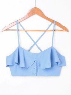 Home - Spot Pop Fashion Cropped Cami, Cami Crop Top, Cami Tops, Cool Outfits, Fashion Outfits, Pop Fashion, Trendy Fashion, Dressy Tops, Casual Dressy