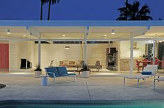 Mid century Palm Springs by Modernous
