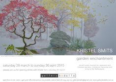 Garden Enchantment by Kristel Smits at Gallery #Bodalla > a beautiful collection of paintings and drawings inspired by oriental gardens > exhibition closes 26 April http://southeastarts.org.au/current-events/?event_type=Exhibition