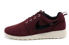 Buty Nike ROSHE RUN 511882 042 Granatowy LEGIT store