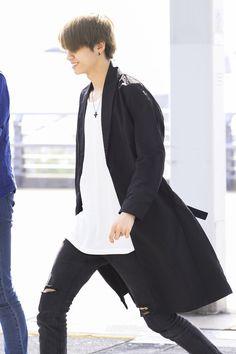 Wei @ ICN Airport heading to New York © stardailynews Cnblue, Vixx, Monsta X, My Boys, Idol, Actors, My Children, Actor