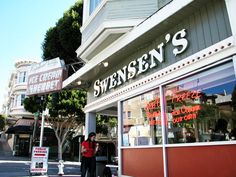 The Locals-Only Guide to San Francisco via @MyDomaine: Swensen's