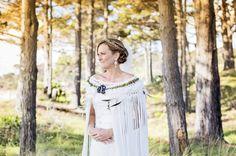 Wedding Korowai (cloak)